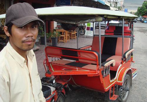 мошенничество в Камбодже
