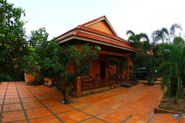 Жилье на Казантипе в Камбодже