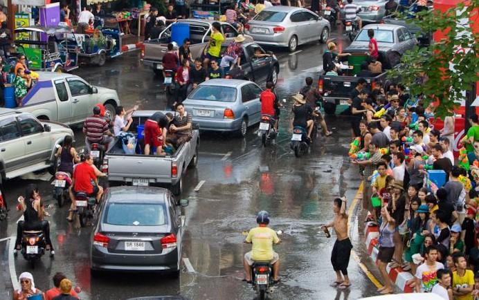 Высокий сезон в Камбодже