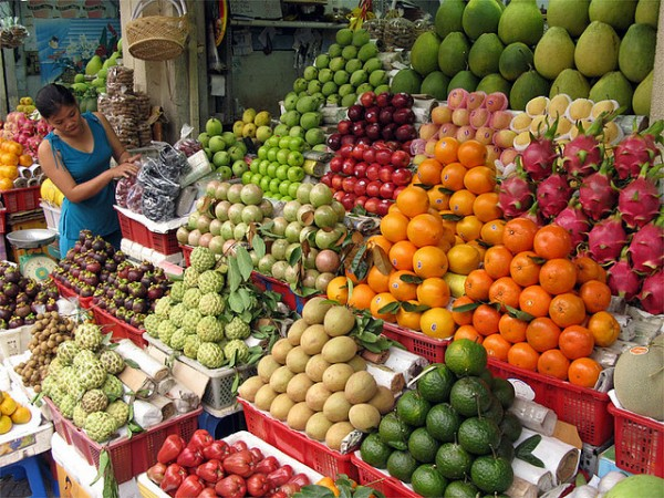 фрукты Камбоджа