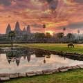 Храмы Камбоджы Ангкор Ват