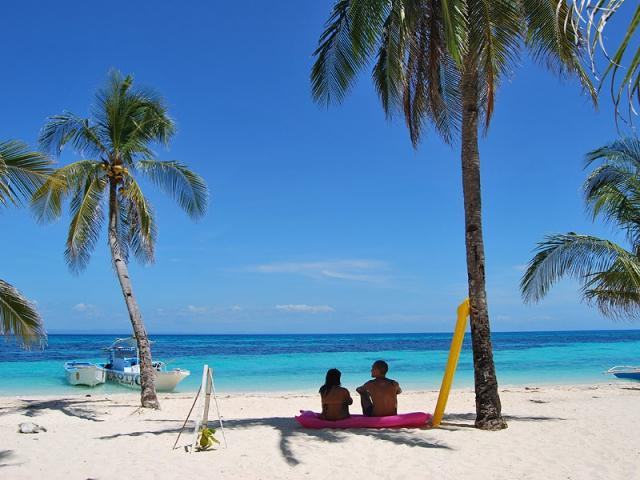 пляжи филиппин- малапаска