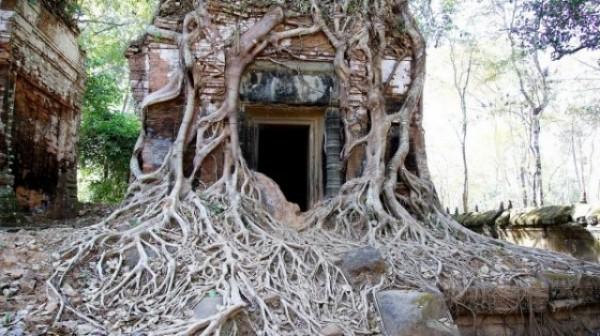 храмы камбоджи та пром