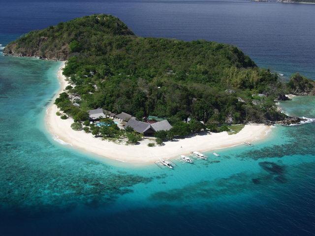 лучшие пляжи филиппин - палаван