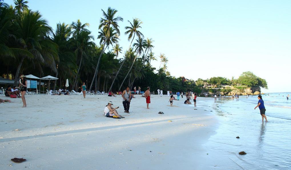 пляжи филиппин - панглао алона