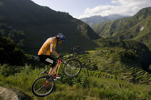 филиппины отдых велосипед