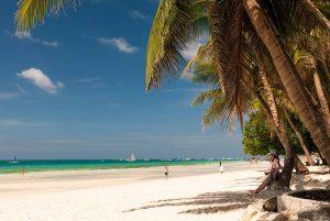 лучшие пляжи Филиппин Боракай