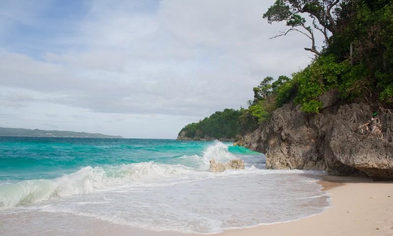 лучшие пляжи филиппин - пука