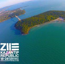 z-islend казантип 2015