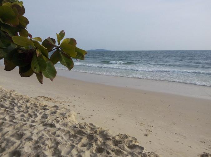 лучшие пляжи камбоджи сиануквиль