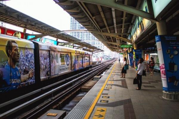 Самостоятельное путешествие по Тайланду