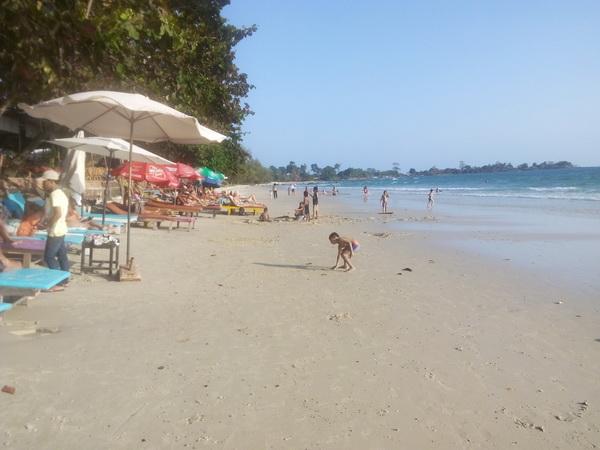 лучшие пляжи в Камбодже в Сиануквиле