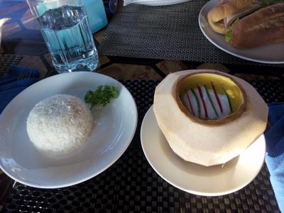 Продукты в Камбодже