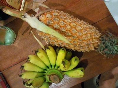 фрукты в сиануквиле