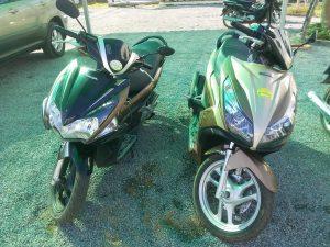 снять мотобайк в Камбодже