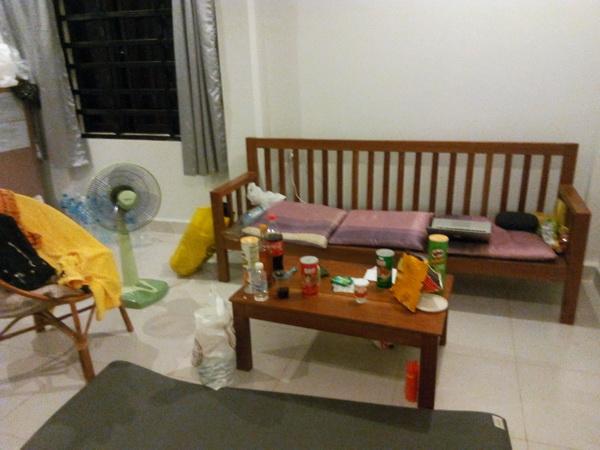снять жилье в Сиануквиле