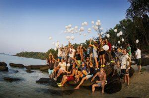 Казантип 2015 - сансеты шар счастье