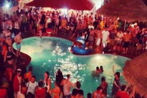 вечеринка 2015 на Казантипе