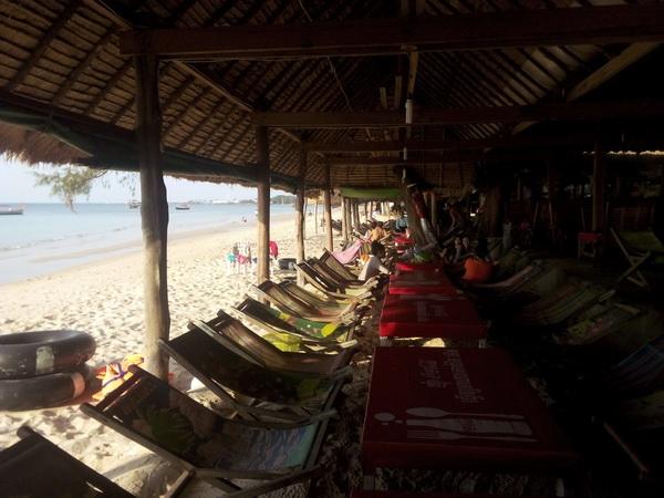 Лучшие пляжи в Сиануквиле Lomhekay_Hawaii_beach