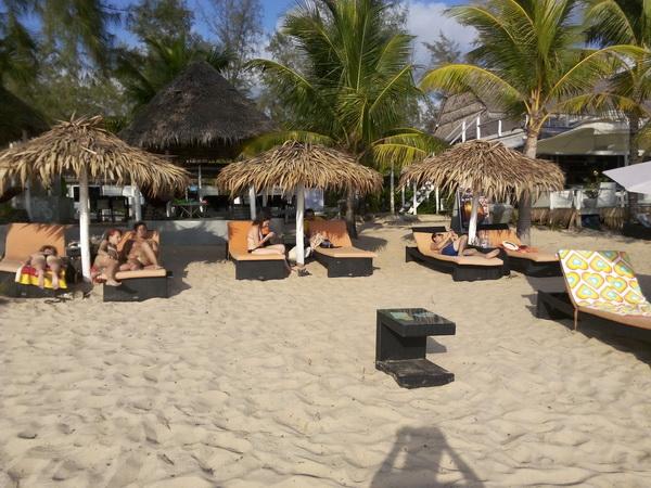 Лучшие пляжи в Сиануквиле Otres_beach