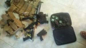 Казантип 2015 и оружие