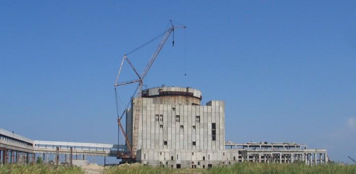 Танцы на атомной станции