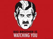 Большой брат следит за тобой