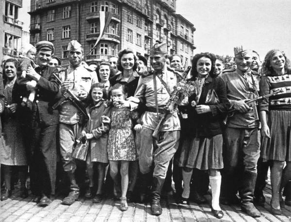 День победы 1945 год