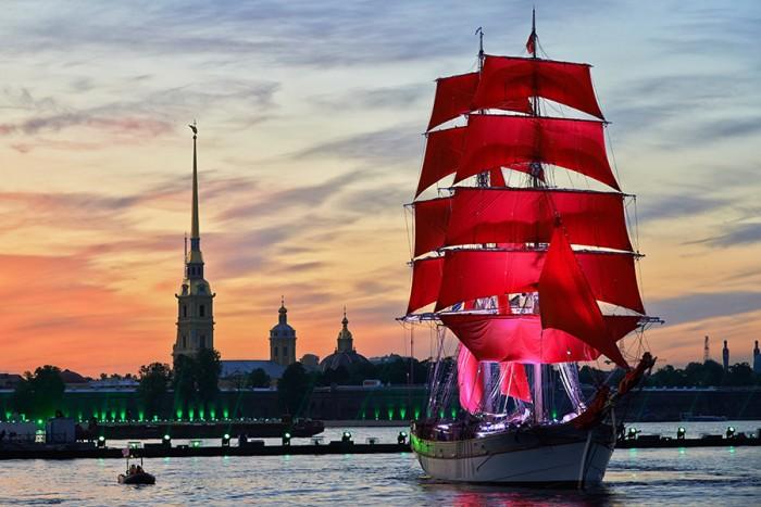 алые паруса 2015 года в санкт-петербурге