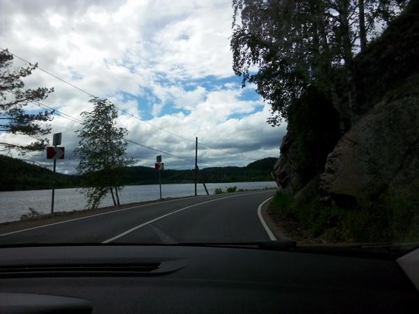 дорога до сотавалы поездка на авто