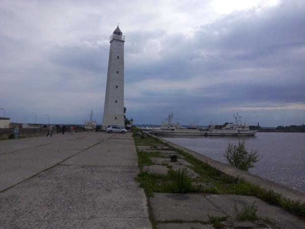 кронштадт маяк