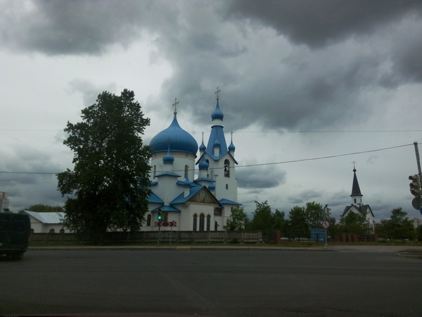 Санкт-Петербург церкви