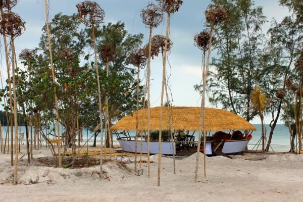 казантип 2015 на острове