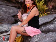 путешествие одной девушки Айгуль в Камбоджу своим ходом 2015 году