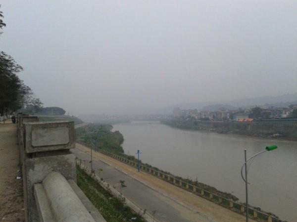 автостопом к счастью путешествие в феврале 2015 года граница лао-кай вьетнам мост