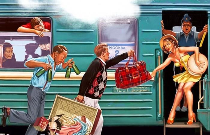 Как попасть в Крым с Украины
