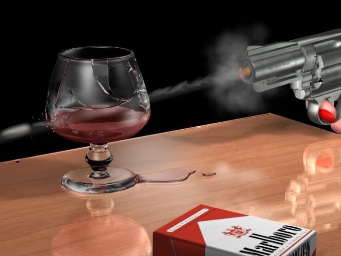 Простой способ бросить курить