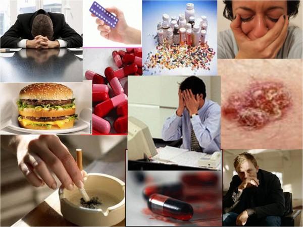 Сложности борьбы с вредными привычками