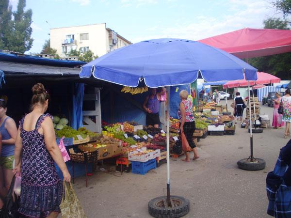 сколько стоит отдохнуть в крыму летом рынок мирного