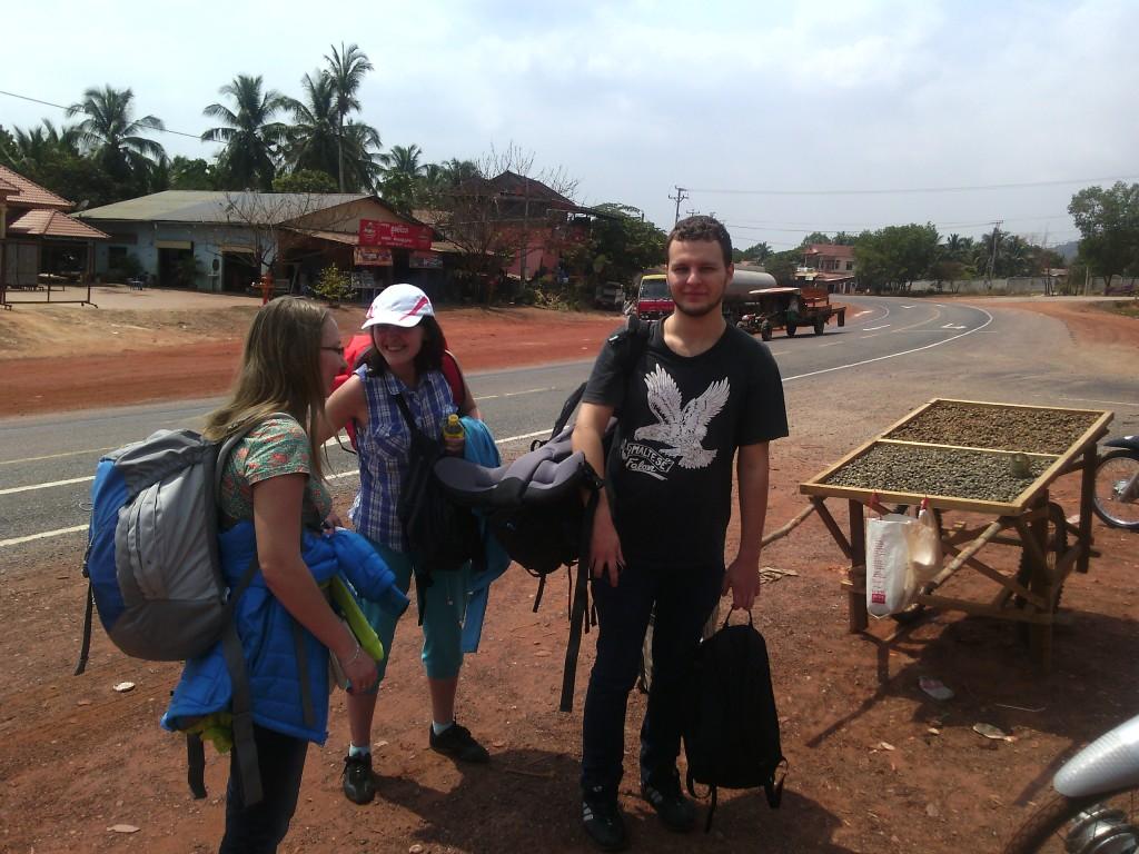 казантип 2015 z-23 камбоджа z-island дорога