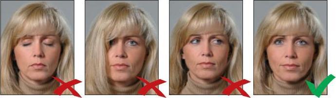 фото для анкеты нашенгенскую визу