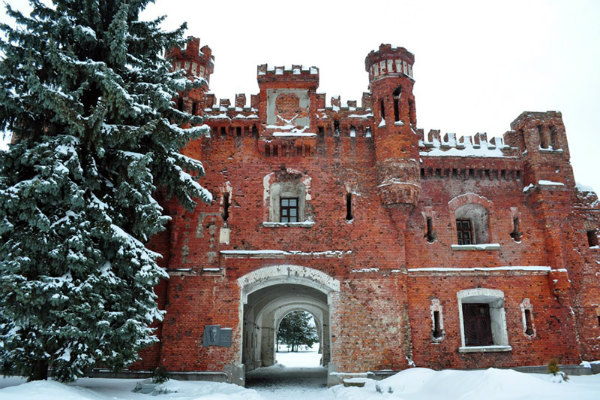 брестская крепость брест белоруссия