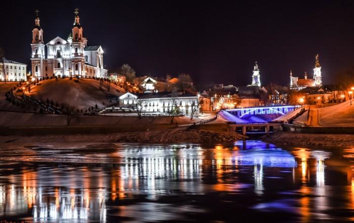 минск белоруссия поездка на новый год
