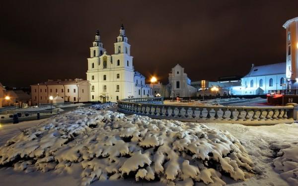 Свято-Духов кафедральный собор минск белоруссия