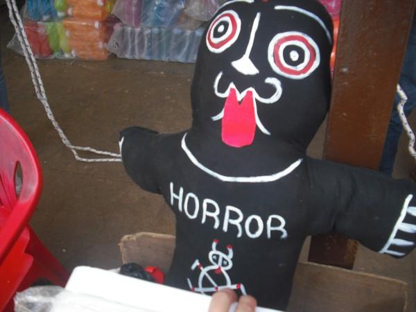 Индия ГОА кукла уду