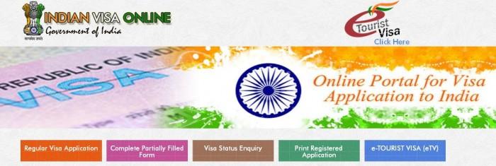 заполнение анкеты на визу в индию