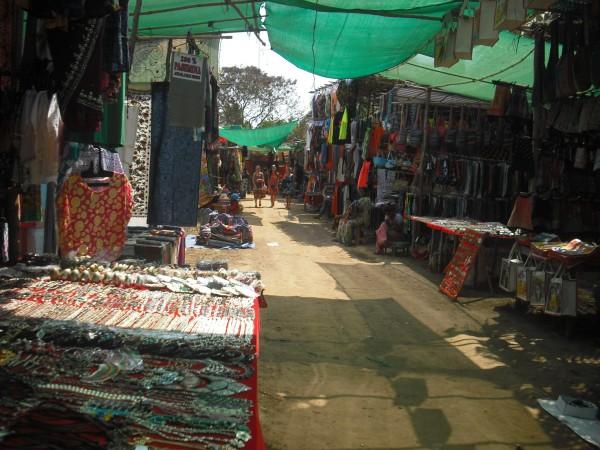 отдых Индия Гоа 2016