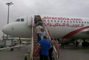 Полёты с AirArabia отзывы