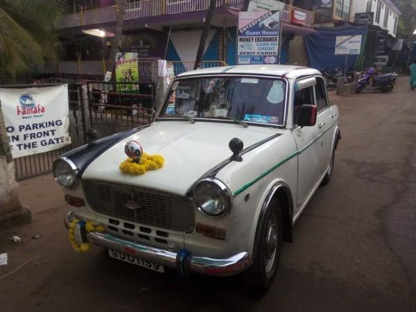 такси в арамболе как мы добирались в индию в 2016 году
