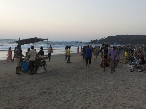 арамболь пляж 2016 торговля под закат барабаны